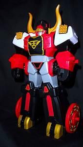 Power Rangers Super Samurai - Bull Megazord 1 by ...