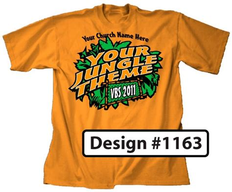 themed shirts jungle theme vbs shirt vacation bible school sonquest