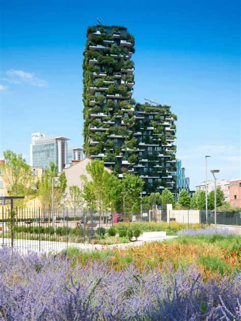 Vertical Forests Are Spreading Across Cities, from Milan ...