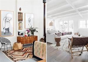 Déco Bohème Ethnique : inspiration d co 5 indispensables pour une d co boh me deco house design home decor et ~ Melissatoandfro.com Idées de Décoration