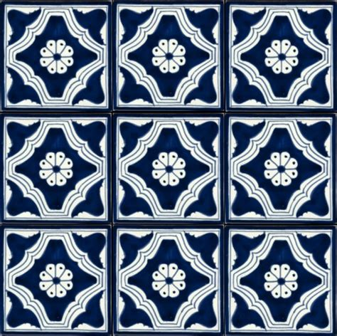 colonial 5 traditional mexican tile accents