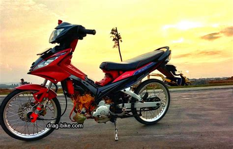 Variasi Jupiter Mx 135 by Modif Sederhana Motor Jupiter Mx 135 Siteandsites Co