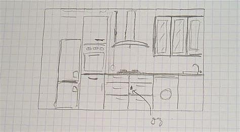 dessiner sa cuisine dessiner un plan de cuisine maison françois fabie