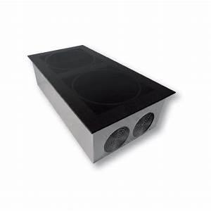Plaque Vitro 2 Feux : plaque induction encastrable vitroc ramique 2 foyers 2 ~ Dailycaller-alerts.com Idées de Décoration