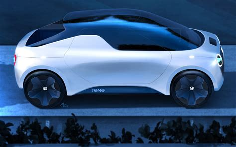 Update Motor Show 2019 : Honda And Ied Students Ready Tomo Mini Pickup Concept For