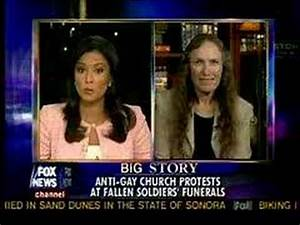 Shirley Phelps-Roper on Fox News - YouTube