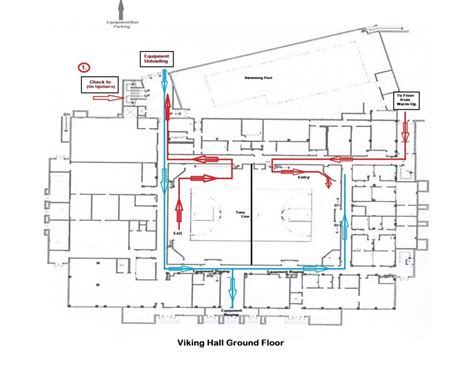 tennessee high school band mighty viking band floor maps