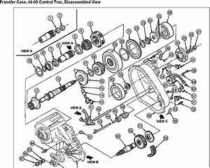 1999 Ford Escort Transfer Case Repair Manual