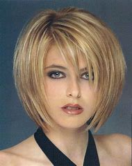 Short Layered Bob Hairstyles for Fine Thin …