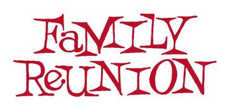 family reunion illustrations royalty  vector