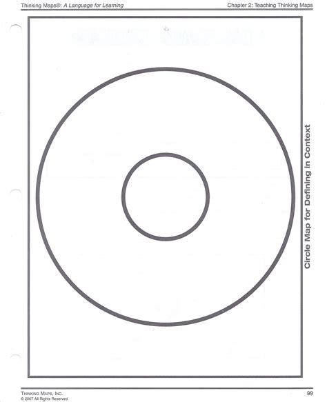circle map template circle map template great printable calendars