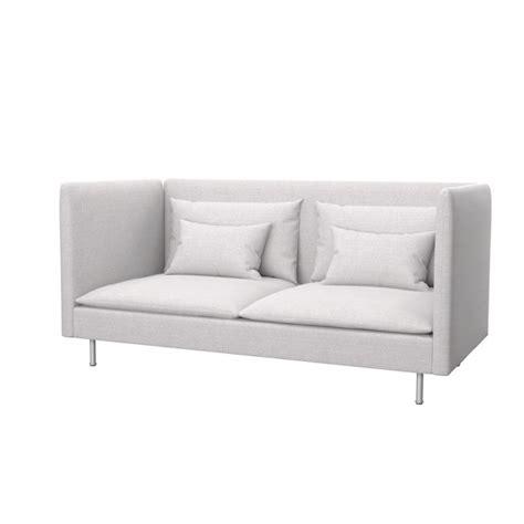 ikea soederhamn  seat sofa cover high  soferia