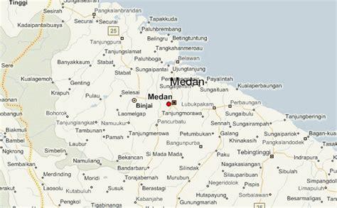 medan location guide