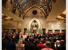 Christmas Eve Midnight Mass 2017 St Clare of Assisi