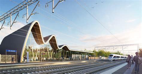 Kā izskatīsies Rail Baltica nākotnes infrastruktūra?