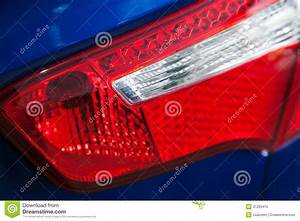 Car Backlight Stock Photo  Image Of Design  Drive