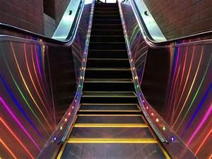 8 Months After Debut  Castro U0026 39 S Rainbow Escalator Is