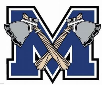 Merrimack Tomahawk Tomahawks Mhs Football Mechanicsburg Club