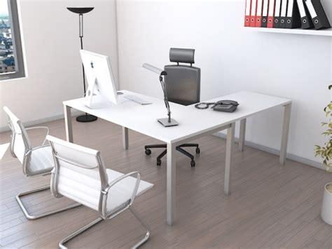 bureau direction blanc bureaux de direction blanc achat bureaux de direction