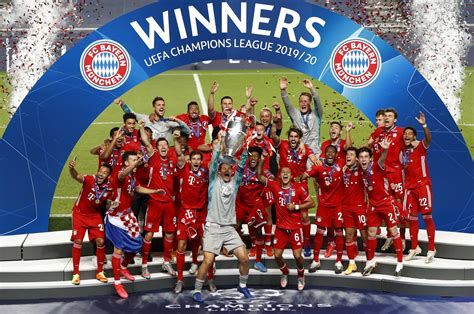 Bayern Munich wins 6th Champions League title | Daily Sabah