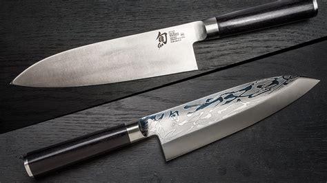 shun cutlery classics deba   review chow youtube