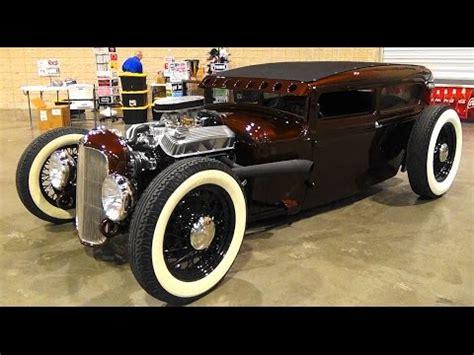 ford hot rod  days   ricky bobbys rod shop