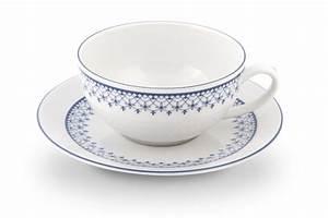 Geschirr Porzellan Weiß : porzellan wei blaue teetasse 02l kaffeegeschirr blau wei geschirr porzellan maritim ~ Markanthonyermac.com Haus und Dekorationen