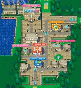 Rustboro City - Bulbapedia, the community-driven Pokémon ...