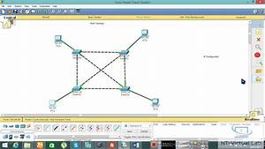 Mesh Topology Cisco Packet Tracer