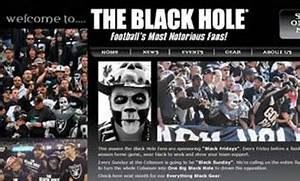 NFL Oakland Raiders Black Hole (page 4) - Pics about space
