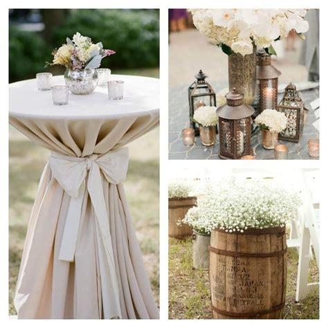 idees de decoration de mariage champetre pernikahan