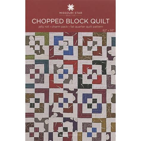 missouri quilt pattern chopped block quilt pattern msqc
