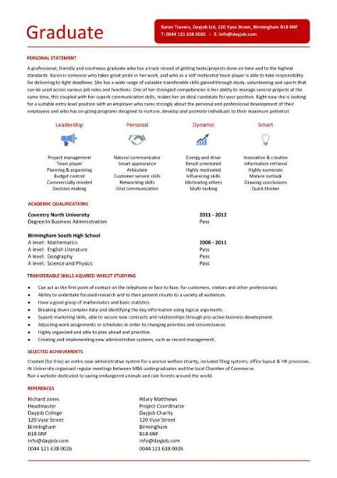 Graduation Picture In Resume by Student Resume Exles Graduates Format Templates Builder Professional Layout Cv