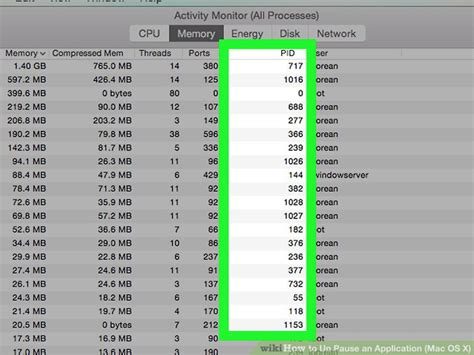 how to un pause an application mac os x 6 steps with