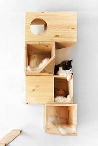 Arbre A Chat Moderne : arbre a chat moderne design ~ Melissatoandfro.com Idées de Décoration
