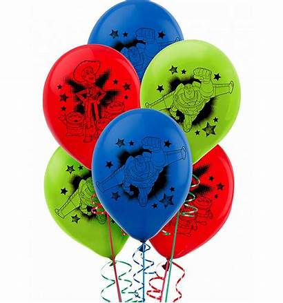 Toy Balloons Story Latex Party Supplies Birthday