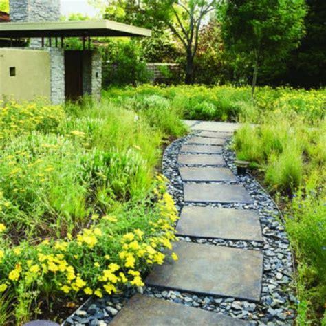 backyard pathways garden paths
