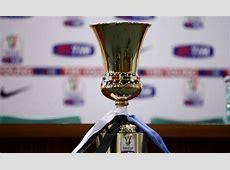 Coppa Italia 20162017 Tim Cup Calendario, Tabellone