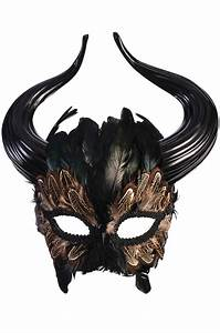 Minotaur Masquerade Mask - PureCostumes.com