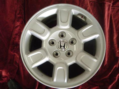 Honda Ridgeline Wheel Rim Oem 2006-2008 17