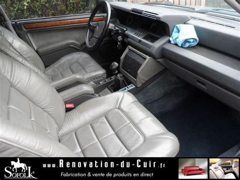 habillage siege auto cuir rénovation siège auto cuir sofolk