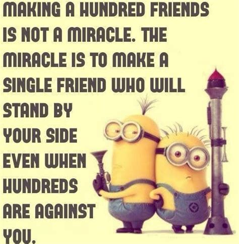 top  funny minions friendship quotes quotes  humor
