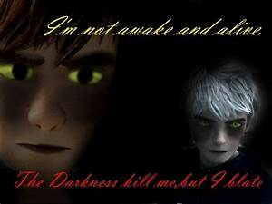 DARK! Hiccup and Jack Frost by sweetie-madiselle on DeviantArt