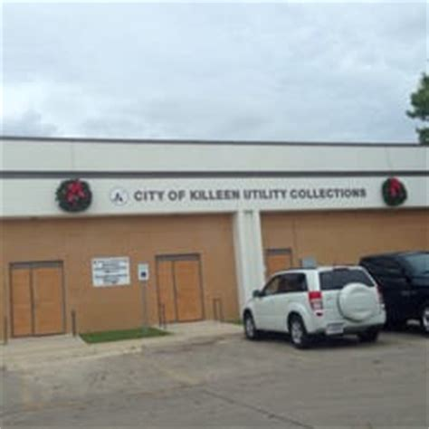 killeen water department phone number city of killeen utility collections services