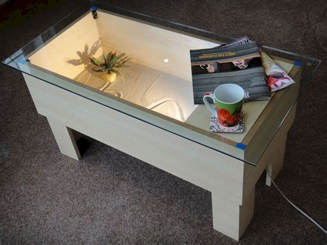 Whilst our bearded dragon care sheet goes into more depth, this guide is designed to help you create the perfect enclosure for your bearded dragon. 25+ Incredible Terrarium Coffee Table Ideas / FresHOUZ.com   Coffee table vivarium, Modern ...