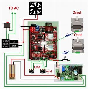 It U0026 39 S A Laser Engraver That Use Use Arduino With Cnc Shield