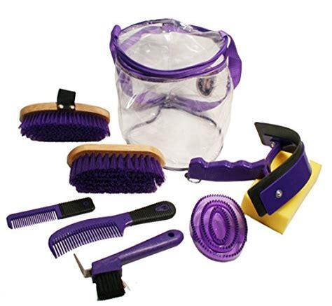 horse grooming kits