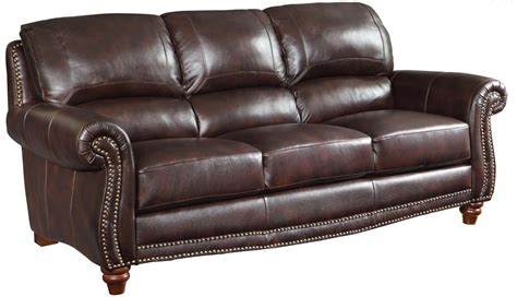 brown leather sectional lockhart burgundy brown leather living set coaster