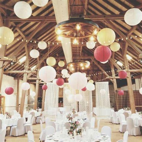 Deko Für Decke by Decke Lamions Als Deko Weddingdeko Scheunen Hochzeit