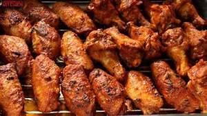 Butter Chicken Wings  Murgh Makhni Wings